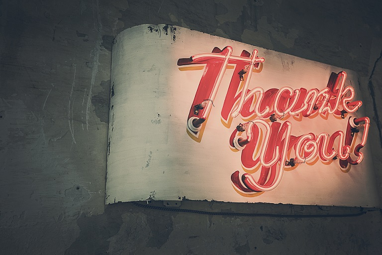 Why I'm Thankful to Be in Sales - SalesLatitude
