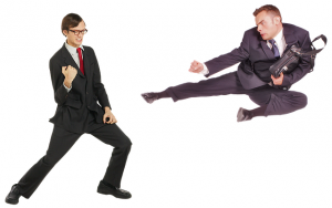 How to End the Love-Hate Battle Between Sales and Marketing - Janice Mars, SalesLatitude