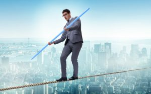 Walking the Tightrope: How to Be a Good Sales Manager AND Sales Leader